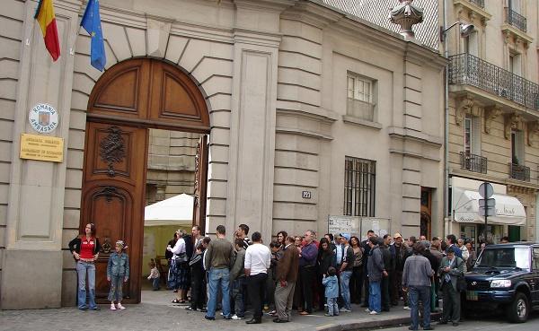 Ambasada Romaniei din Madrid